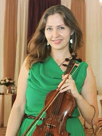 Юлия Бунина